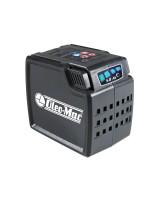 Oleo-Mac Rasaerba Gi 48 P con due Batterie Bi 5,0M e Caricatore CRG