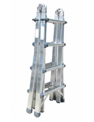 scala professionale in alluminio Frigerio 1970/12 richiusa