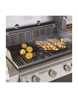 Weber Accessorio Griglia e Piastra Gourmet BBQ System 8858