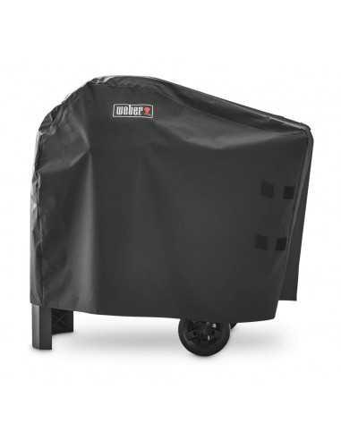 Weber Custodia Premium per Barbecue Pulse 2000 con Carrello 7181