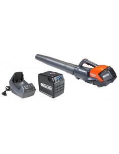 Oleo-Mac Kit Soffiatore a batteria BVi 60 con Batteria 2,5 Ah e Carica inclusi