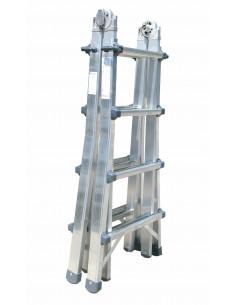 Scala professionale in alluminio Frigerio 1970/18R