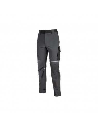 Pantaloni da Lavoro Atom Black Carbon