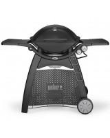 Barbecue a gas Weber Q 3200 vista frontale
