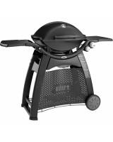Barbecue a gas Weber Q 3200 vista angolata