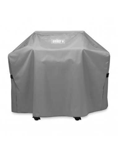 Custodia per Barbecue Weber Genesis II (fino a 132 cm) economica vista frontale