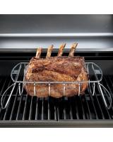 Supporto di cottura Weber per costine e arrosti con prime rib roast
