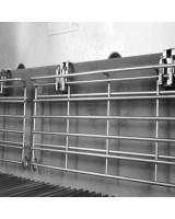 Set di quattro spiedini per sistema di elevazione verticale Weber compatibili con la griglia di riscldamento Tuck Away Weber