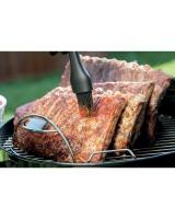 Supporto di cottura per costine Weber con ribs alla salsa barbecue