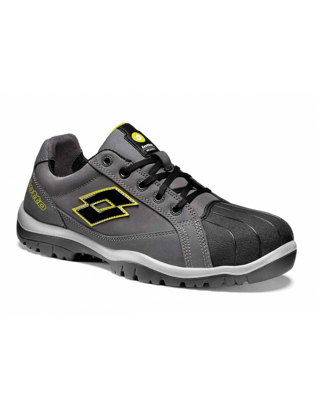 Scarpe antinfortunistiche Lotto Jump 700 R6986 Asphalt