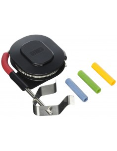 Sonda ambiente compatibile con Weber iGrill con gommini distintivi colorati