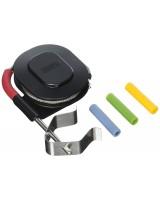 Sonda ambiente compatibile con Weber iGrill con gommini distintivi colorati