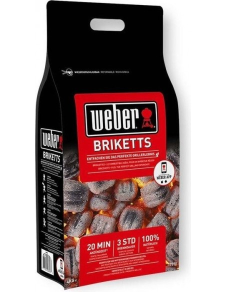 Briccehtti Weber 4 kg -2018-