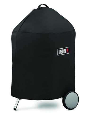 Custodia Premium per Barbecue Weber 57 cm vista frontale