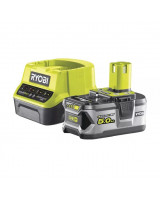 Ryobi Pompa Irroratrice a Zaino 18V + Kit energia 5.0 Ah