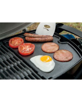Weber Piastra in Ghisa per serie Barbecue Q 140-1200-1400 /COD. 6558