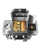 Weber Barbecue  a Gas Genesis II LX E-240 GBS Black 60014129