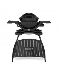 Weber Barbecue a Gas Q 1200 Black con Stand 51010353