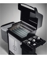 Weber Barre Flavorizer in Acciaio Smaltato 7536